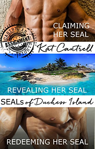 SEALs of Duchess Island: 3 book military romance series boxed set (ASSIGNMENT: Caribbean Nights 0) cover