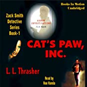 Cat's Paw, Inc.: A Brown Bag Mystery | L. L. Thrasher