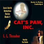 Cat's Paw, Inc.: A Brown Bag Mystery | L. L. Thrasher