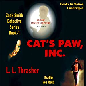 Cat's Paw, Inc. Audiobook