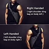NIID-FINO NEO Sling Shoulder Crossbody Bag Chest
