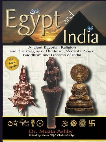 Egypt and India and The Origins of Hinduism, Vedanta, Yoga ...