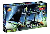 Cobi Blocks Ghost Ship Monsters vs. Zombies Toy, 300-Piece