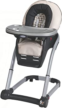 Graco Blossom 4-in-1 Comvertible High Chair Seating System