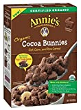 Annie's Organic Cocoa Bunnies Cereal ( 2 Pack)