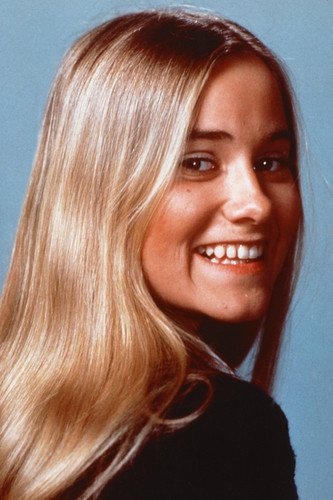 The Brady Bunch Maureen Mccormick Poster