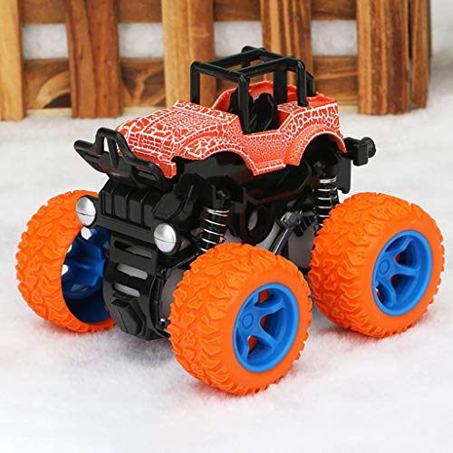 DDLmax Inertia Four-Wheel Drive Off-Road Vehicle Simulation Model Toy Baby Car Model