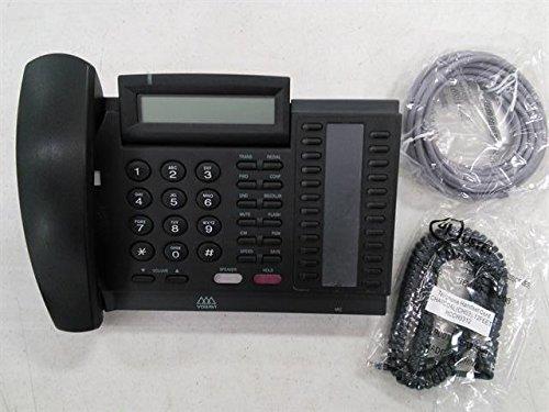 Vodavi/Vertical Charcoal 24-Button IP-24D Display Telephone 3813-02
