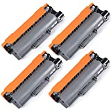YHR Brother TN630 TN660 Toner Cartridge Brother for HL-L2340DW HL-L2300D HL-L2380DW MFC-L2700DW L2740DW DCP-L2540DW L2520DW HL-L2320D MFC-L2720DW L2740DW Printer (4 pack)