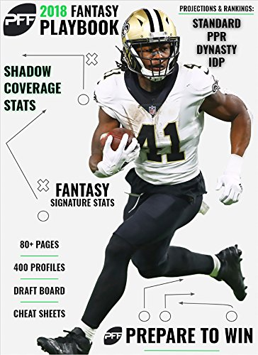 Amazon com: 2018 PFF Fantasy Draft Guide eBook: Jeff