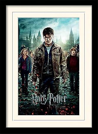 Harry Potter 1art1 Reliquias De La Muerte, Parte 2, Harry ...