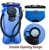 WACOOL 3L 3Liter 100oz BPA Free EVA Hydration