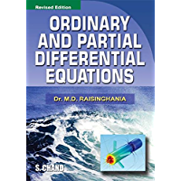 ORDINARY & PARTIAL DIFFERENTIAL EQUATION