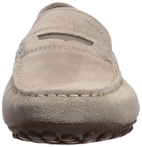 Geox Mens Snake Moc 20 Mocassino Taupe