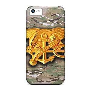 Hot New Seal Team Case Cover For Iphone 5c With Perfect Design