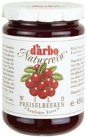 D'arbo All Natural Fruit Spread, Seedless Rosehip, 16 Ounce
