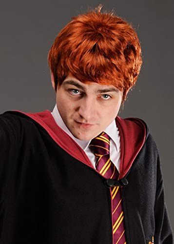 Parrucca per adulti Ron Weasley Style Ginger
