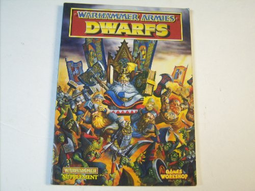 Dwarfs Army Book