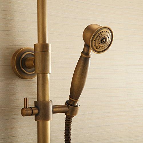hot sale 2017 Lightinthebox®Two Handles Wall Mount Shower Faucet ...