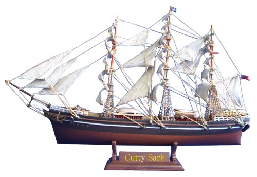 Sailing ship Cutty Sark Collection 1 1/700 World (japan import) by Boford Japan
