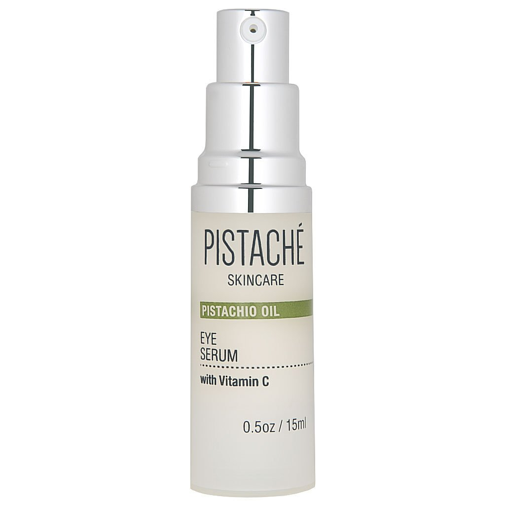 Eye Serum with Vitamin C by Pistach Skincare Hydrating Treatment for the Eye Area