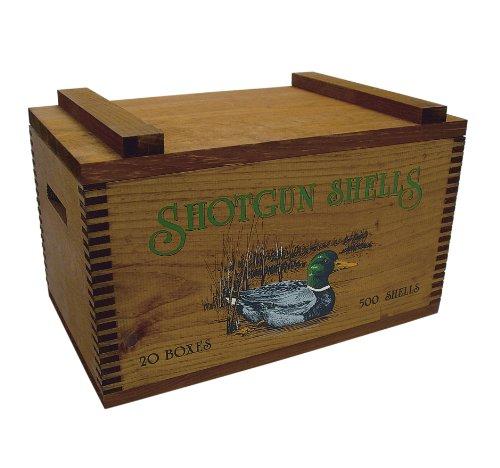 gun box wood - 9