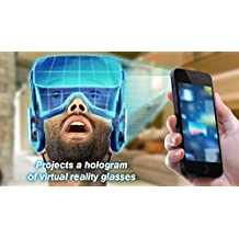 3D VR All in One Virtual Reality Headset WiFi 2.4G Bluetooth HDMI 1080P 360 Viewing Immersive Supports TF Card for PC Movie and PS4 Xbox Games Youtube Google Play