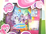 My Little Pony Stationery Set Pen Note Pad Stickers Journal and Many More.... age 6+ only