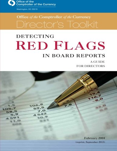 Detecting Red Flags in Board Reports: A Guide for Directors