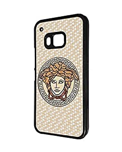 Brand Logo Theme Fundas/Case for Htc One M9 Fundas/Case , Versace Brand Htc One M9 Fundas/Case Logo Protective Hipster Dustproof