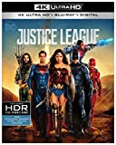 Justice League (4K Ultra HD + Blu-ray + Digital) (4K Ultra HD)Fueled by his restored faith in humanity and inspired by Superman's selfless act, Bruce Wayne enlists the help of his newfound ally, Diana Prince, to face an even greater enemy. Together, ...