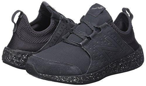En Balance Foam Forme Pour Noir noir New Hommes Fresh De Remise Cruz Chaussures qFUxOU