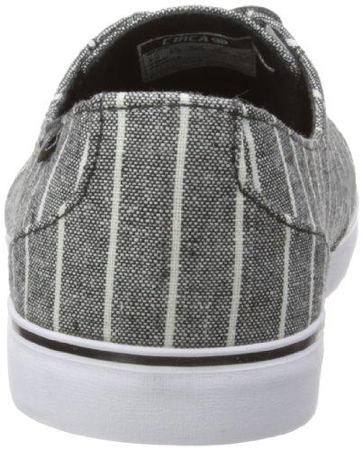 Stripes Black Erwachsene CRIP Grau C1RCA Unisex CCRIP Sneaker White 7wxdq8Yt