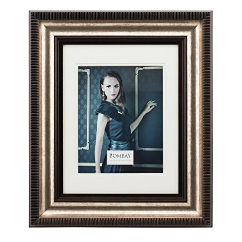 "Bombay 16 x 20"" Frame to Hold 8 x 10"" Photos, Bronze"