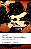 Theogony and Works and Days (Oxford World's Classics), Hesiod, 019953831X