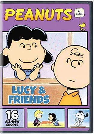 Peanuts By Schulz Lucy and Friends