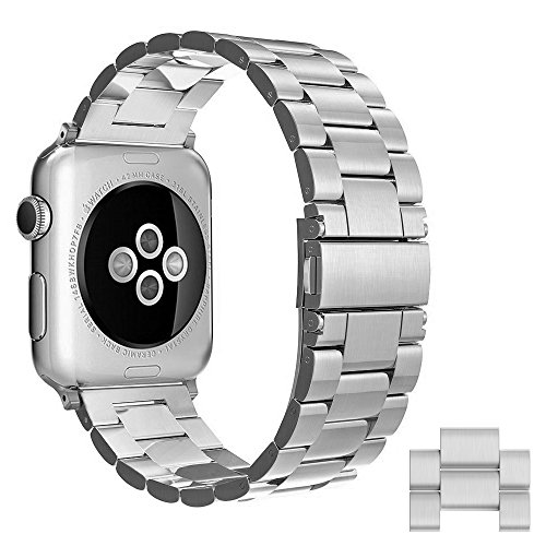 Simpeak Adjustment Stainless Replacement iWatch