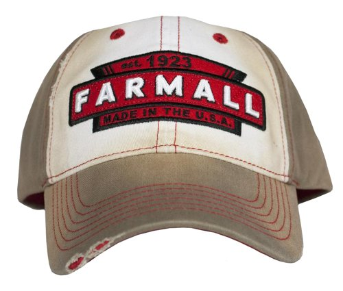 Farmall Tea Stained...