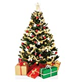 Christmas Tree - Advanced Graphics Life Size Cardboard Standup