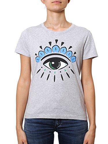 kenzo-womens-f752ts7334yd93-grey-cotton-t-shirt