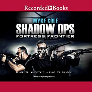 Shadow Ops: Fortress Frontier Audiobook