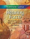 Hearing Form, Matthew Santa, 0415800927
