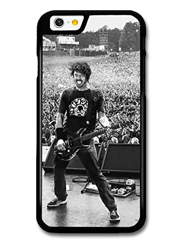 Dave Grohl Foo Fighters Black and White Live Concert coque pour iPhone 6
