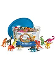 Learning Resources LER0811 Dinosaur Counters Set (60 Piece)