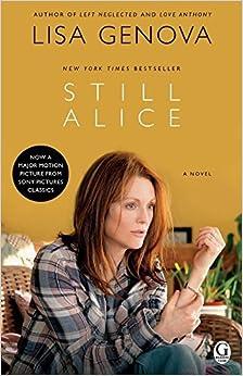 Book By Lisa Genova - Still Alice (Media Tie-In) (2014-12-17)