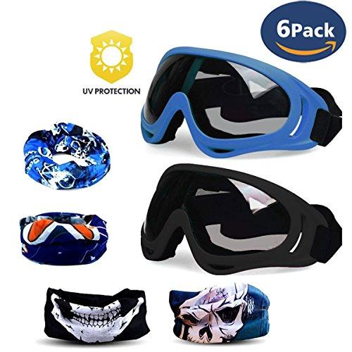 Fstop Labs Foam Gun Accessories, Blaster Face Mask Eye Shiel