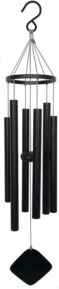 MLMLH Metallo Wind Chimes Hanging Campana in Alluminio Tubo Wind Chimes for Squisito Regalo di Alta qualit/à in Camera Esterna Yard Giardino Decorazione in Metallo