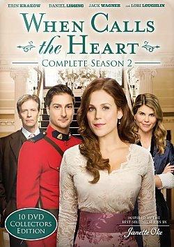 (When Calls the Heart Complete Season 2 10-DVD Collector's Edition)
