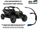Maverick X3 Accessory Wiring Pigtail