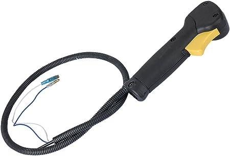 Interruptor de Cable Acelerador de Mano Bicicleta para STIHL FS120 FS200 FS250 Strimmer